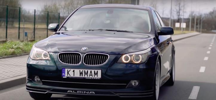 BMW Alpina B5 E601