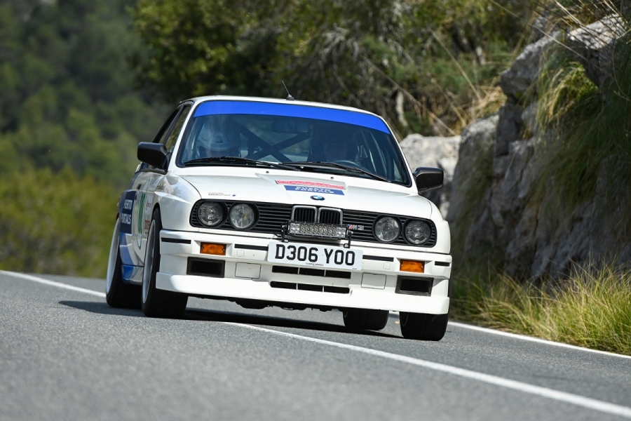BMW E30 M3 Competition Jay Kay