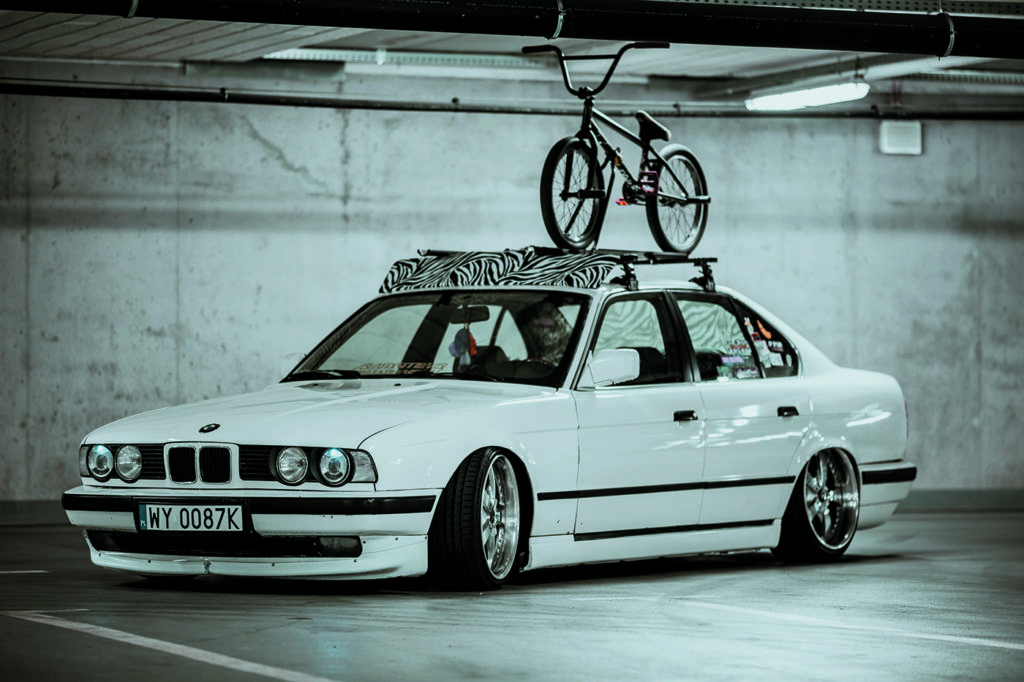 Tuning BMW E34