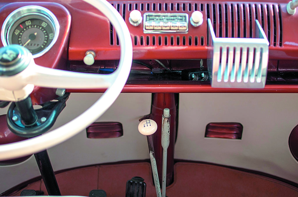 VW T1 Bulik tuning i odbudowa