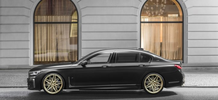 BMW M760Li xDrive tuning