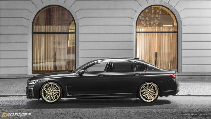BMW M760Li xDrive tuning