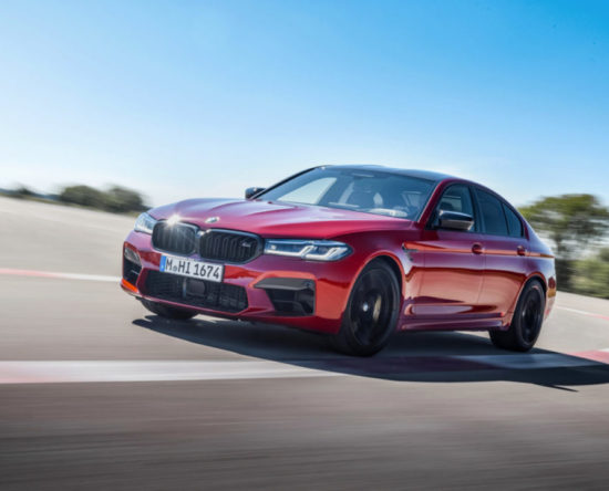BMW M5 LCI F90 2020