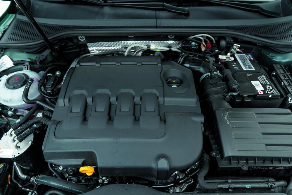 VW Passat Alltrack 2.0 TDI silnik