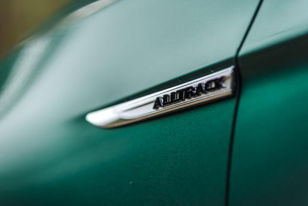 VW Passat Alltrack 2.0 TDI napis