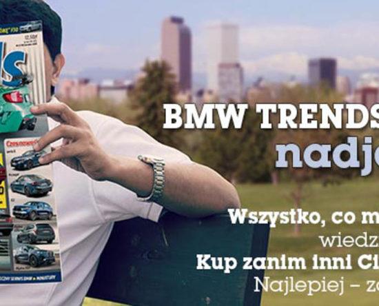 BMW trends okładka