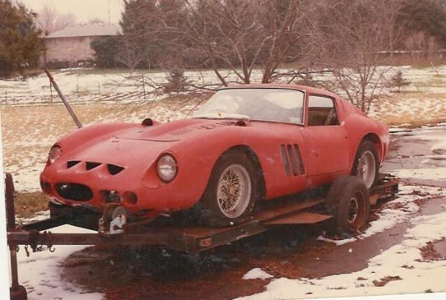 Ferrari 250 GTO RHD