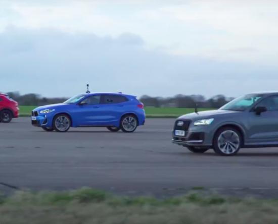 bmw vs Audi vs VW
