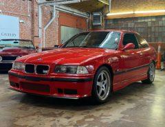 BMW E36 M3 USA DINAN S3
