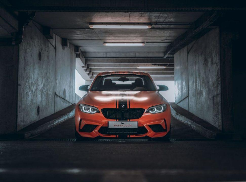 BMW M2 tuning Niemcy