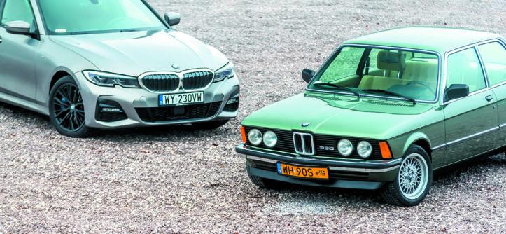 BMW G21 330i Touring xDrive i BMW E21 320