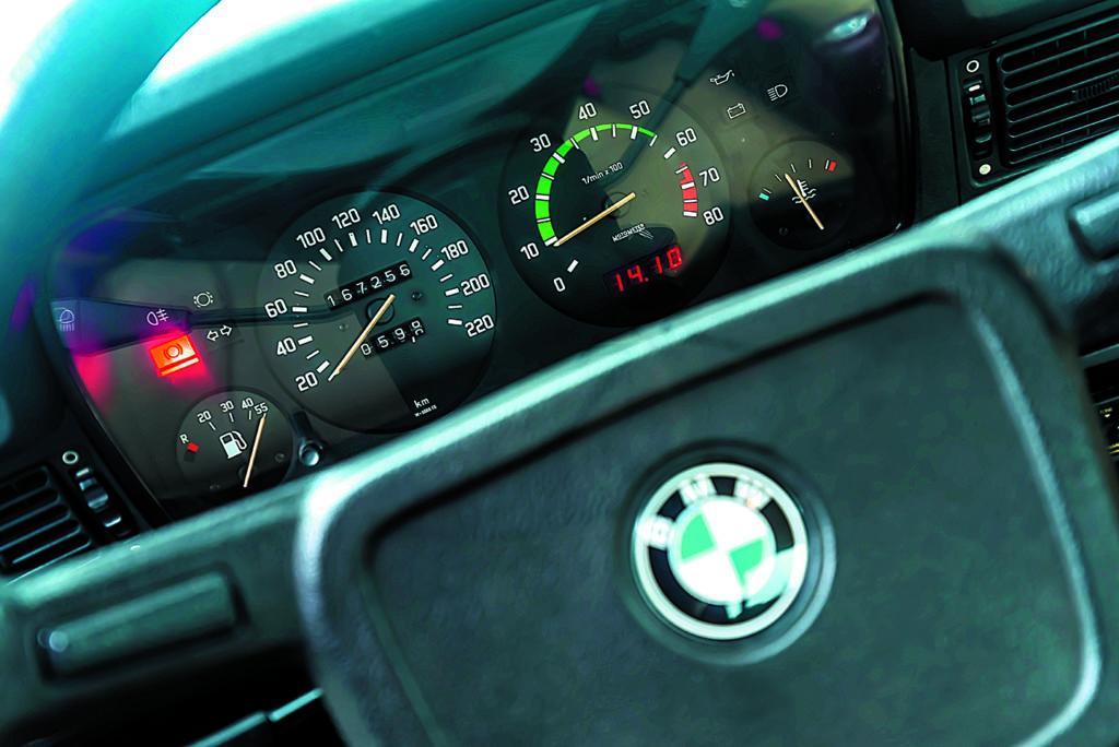 Zegary BMW E21 320