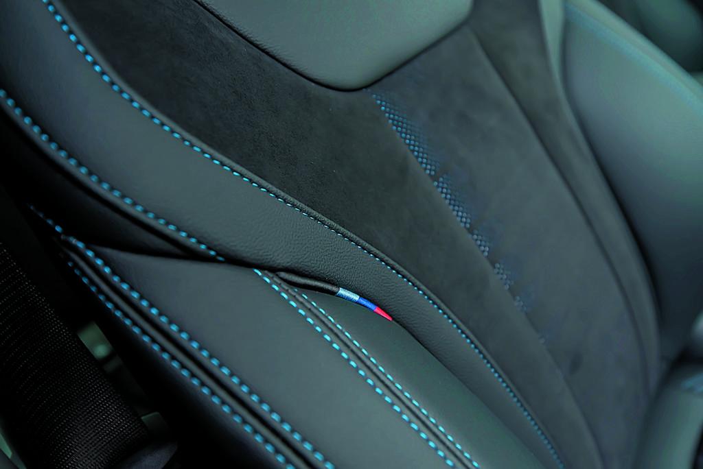 Wnętrze BMW G21 330i Touring xDrive