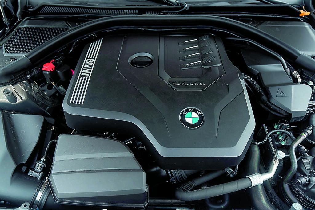 Silnik BMW G21 330i Touring xDrive