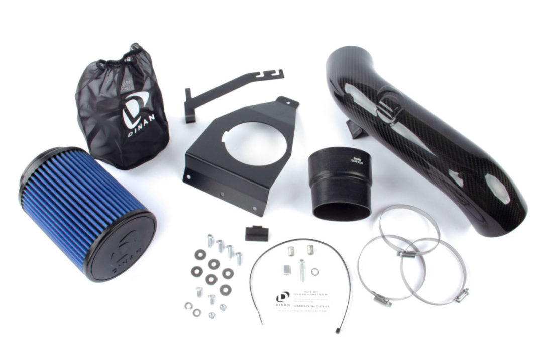 Dinan E36 cold air intake kit filtr