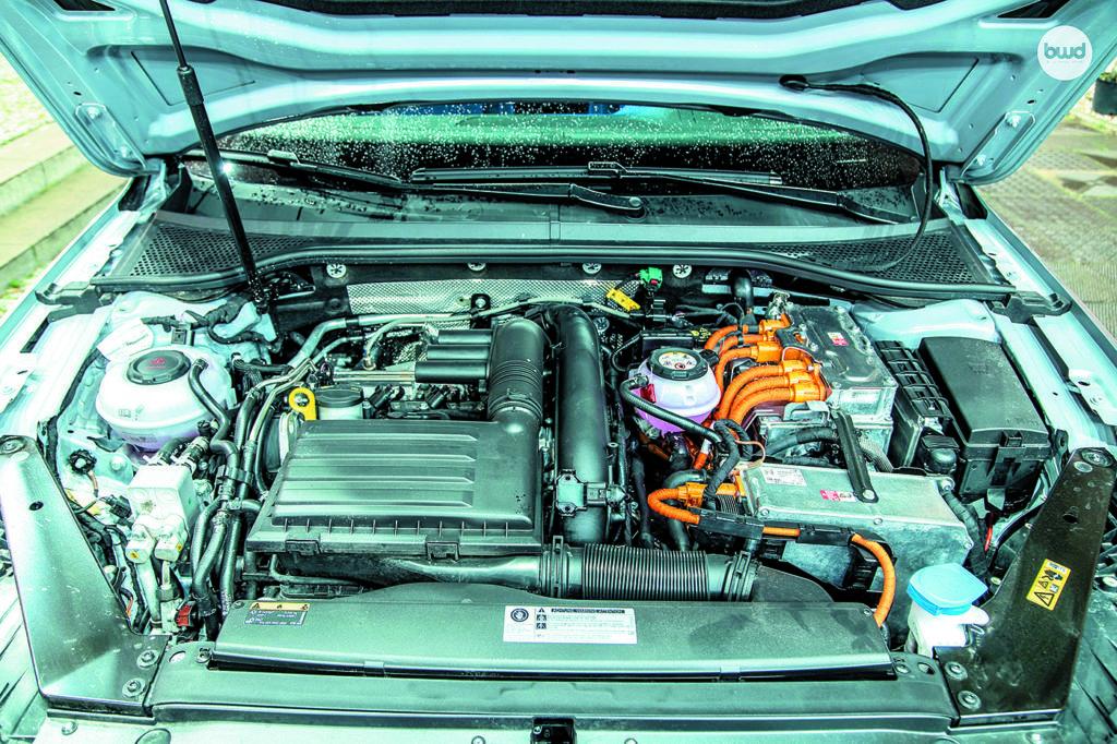 Silnik VW-Passat-B8-GTE