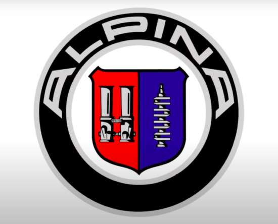 Logo Alpina
