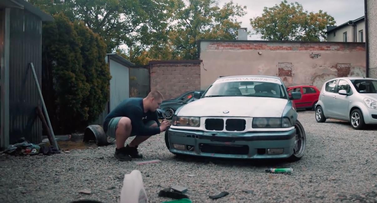 NIGHTRIDE BMW E36