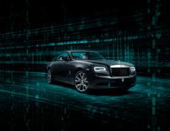 Rolls Royce Wraith Kryptos Collection