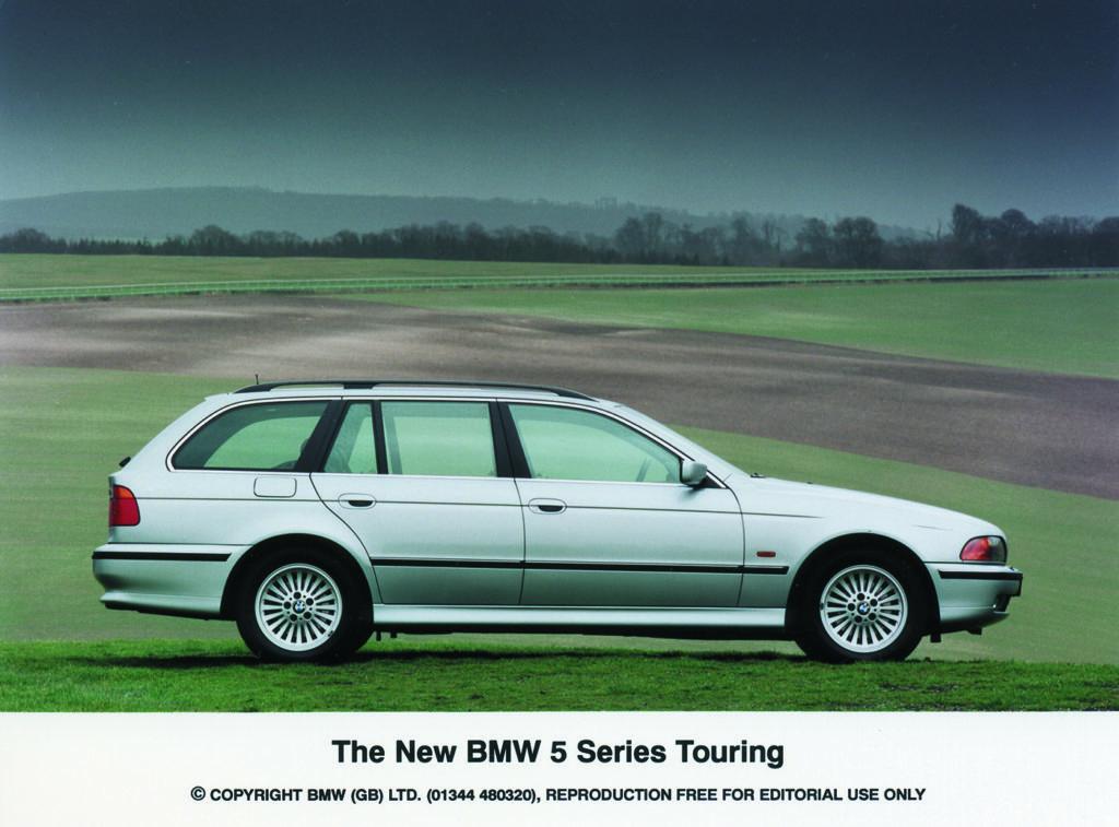 BMW E39 530d w ersji touring