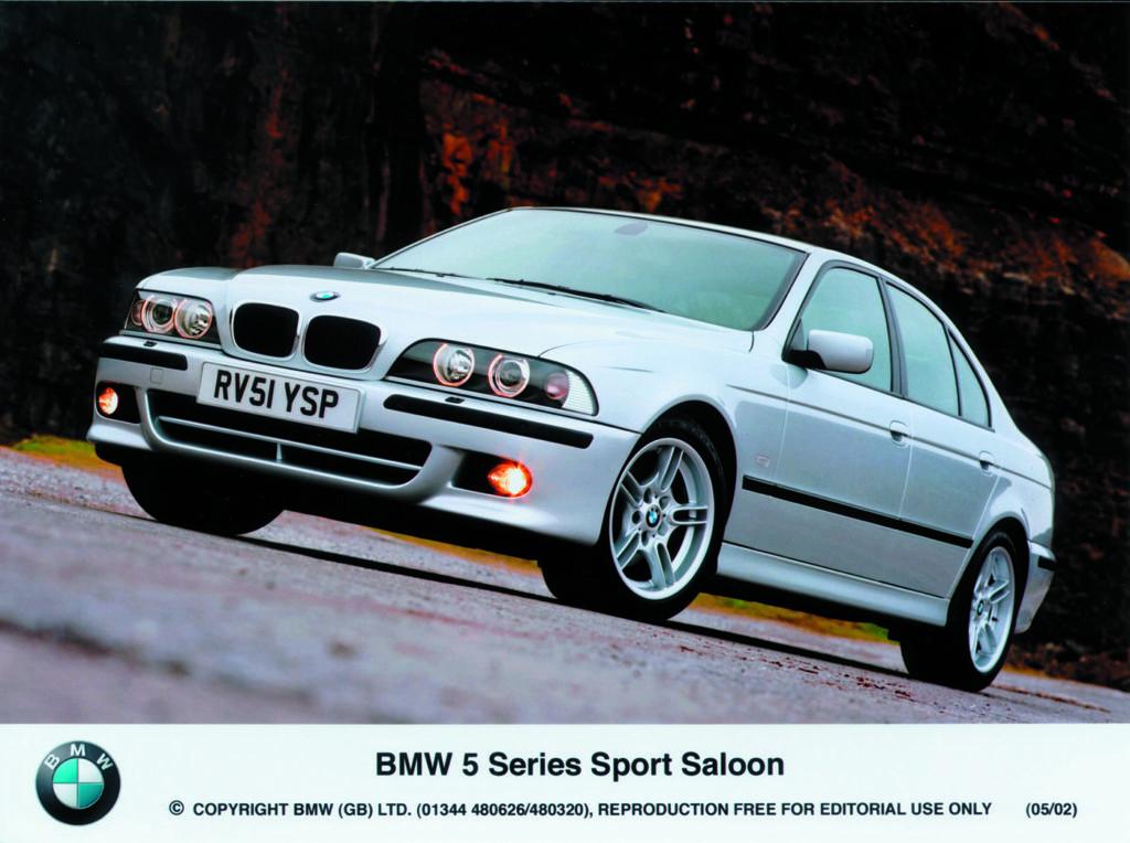 BMW E39 530d SE Automatic