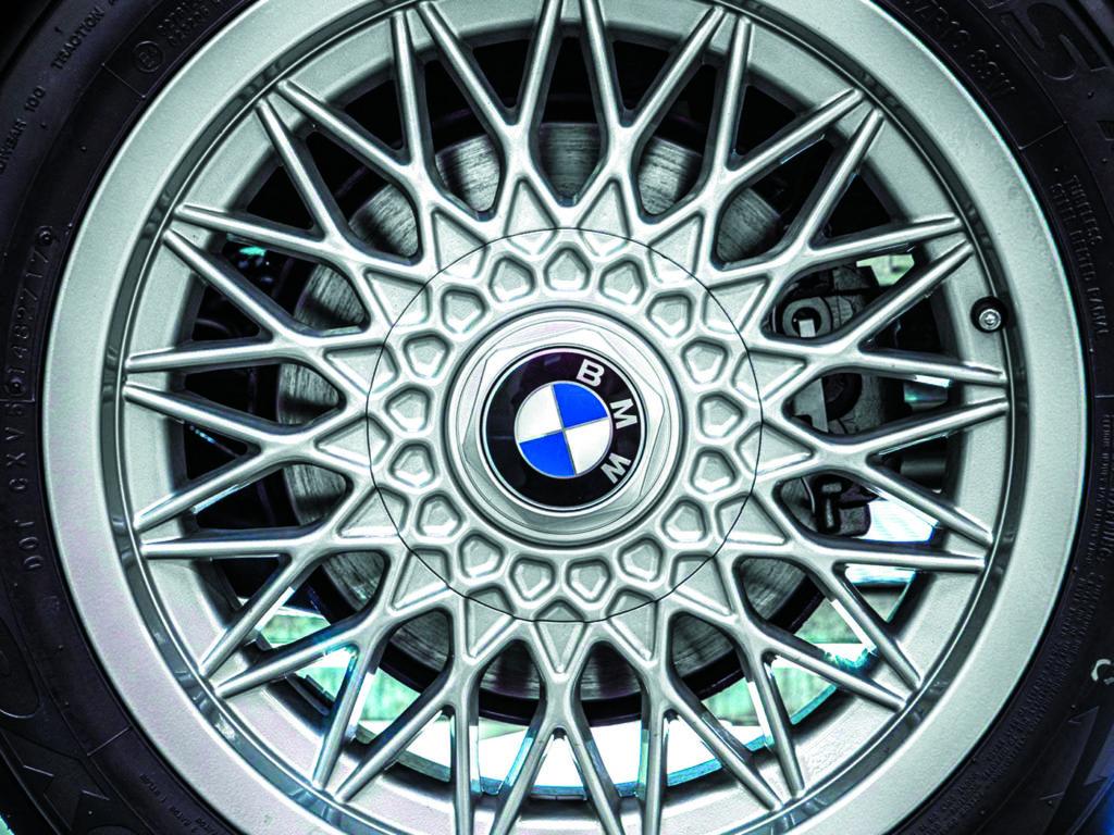 Felga BMW E30 M3 Evo II by Schmiedmann