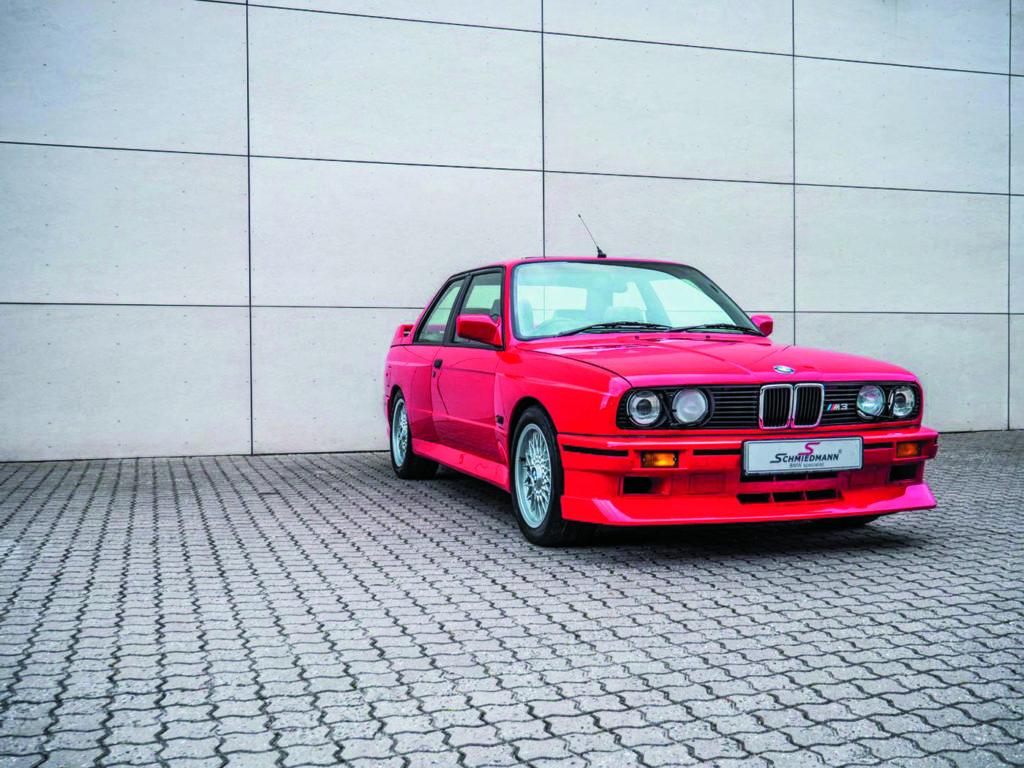 BMW E30 M3 Evo II by Schmiedmann