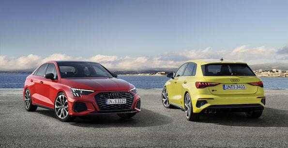 Audi S3 dwie wersje