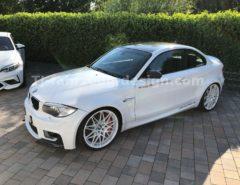 BMW 1er M Coupé CSL 5.0 V10 SMG Kompressor bok