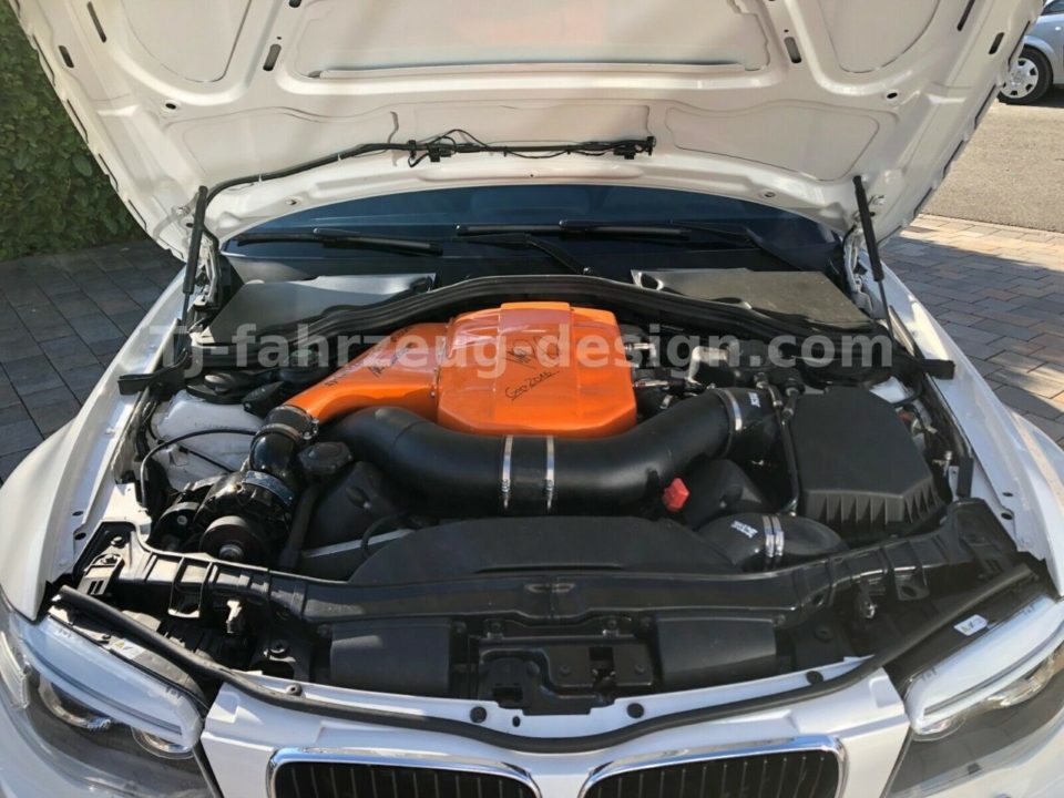 BMW 1er M Coupé CSL 5.0 V10 SMG Kompressor silnik