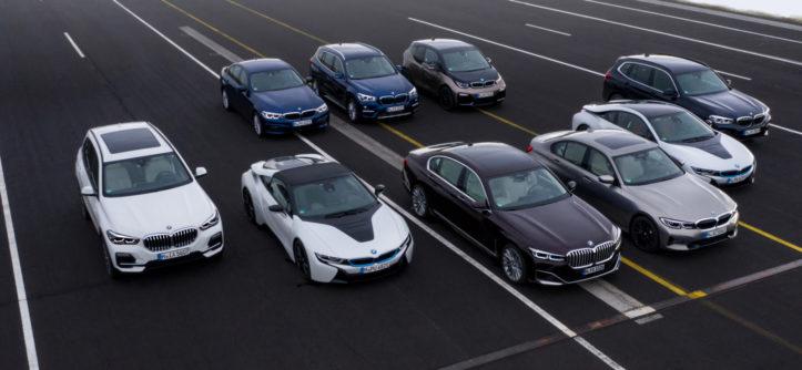 BMW Elektryczne 2