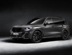 BMW Individual BMW X7 Edition Dark Shadow