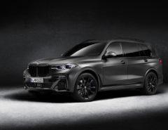 BMW Individual BMW X7 Edition Dark Shadow