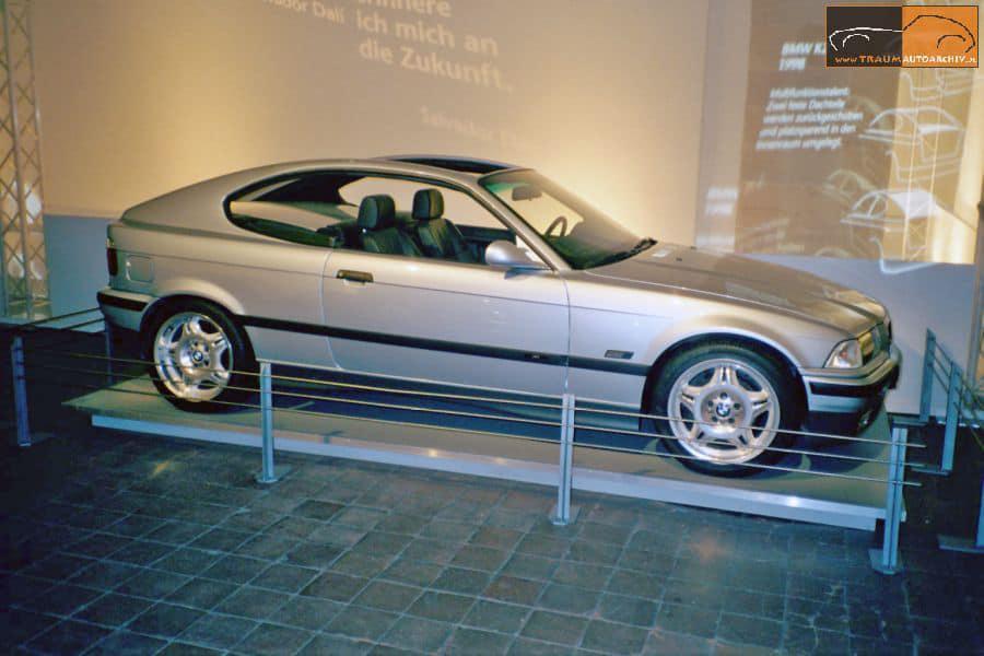 BMW K2 E36 KARMANN_4bok wystawa