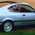 BMW K2 E36 KARMANN dynamika tył
