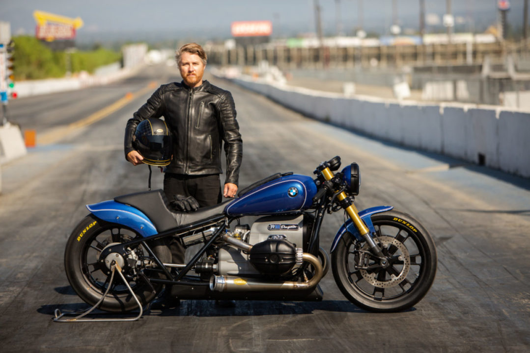 BMW R 18 Dragster by Roland Sanders