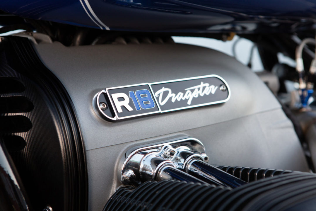 BMW R 18 Dragster by Roland Sanders logo