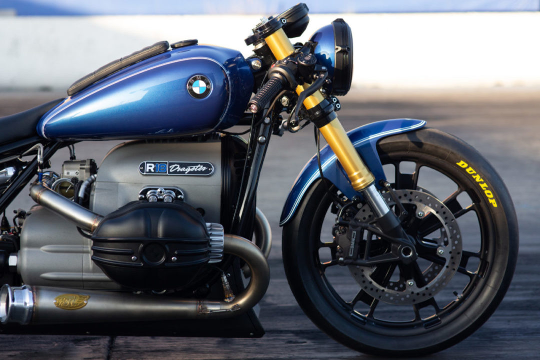 BMW R 18 Dragster by Roland Sanders bok