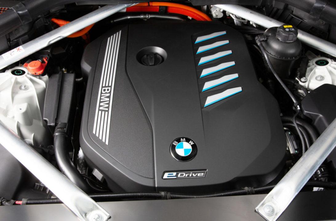 BMW edrive 545le