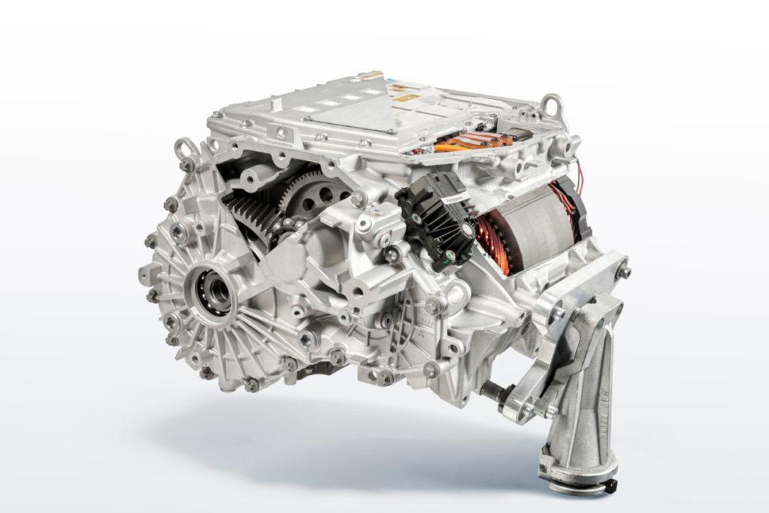 silnik elektryczny bmw ix3