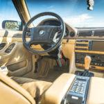 Wisok na miejsce kierowcy BMW 750iL E38