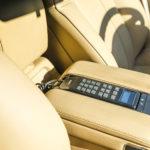 Podłokietnik z telefonem BMW 750iL E38