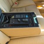 Podłokietnik na tylnej kanapie BMW 750iL E38