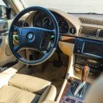 Kokpit BMW 750iL E38