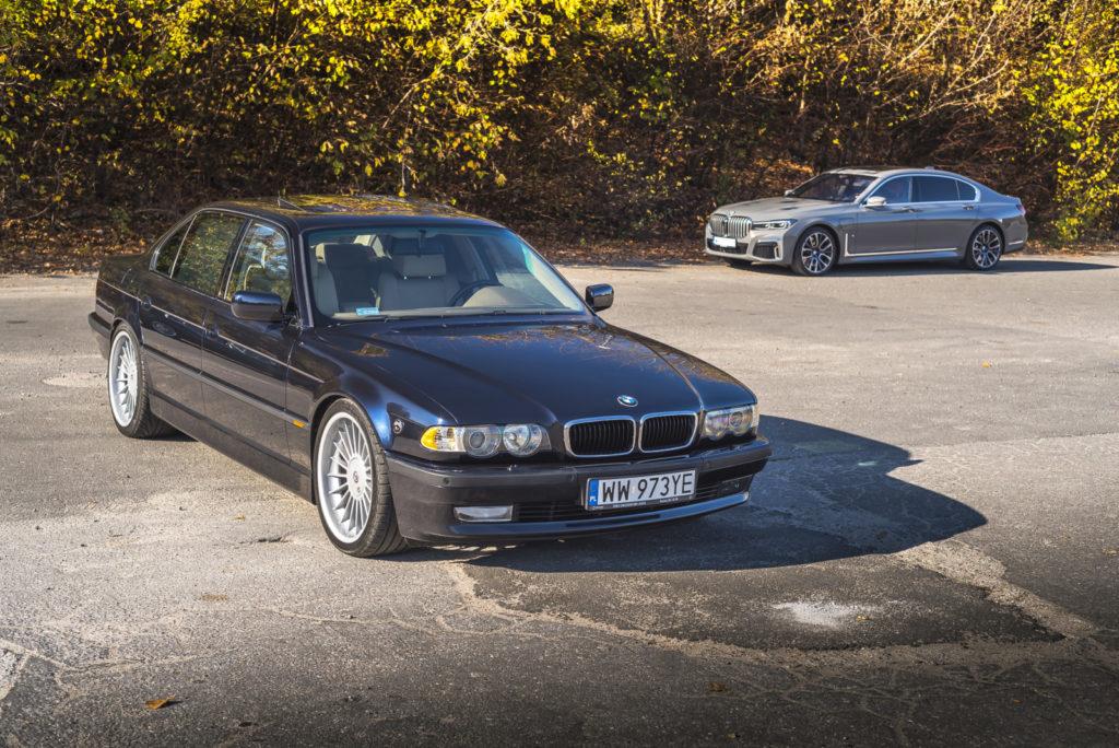BMW 750iL E38 i BMW 745Le G12