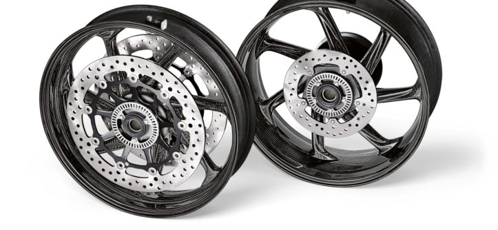 M performance Carbon wheels koła 1000 RR motorrad