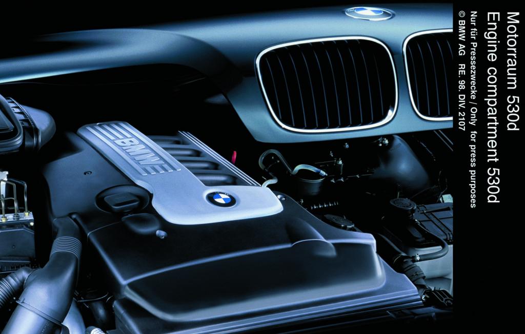 Silnik BMW E39 530d