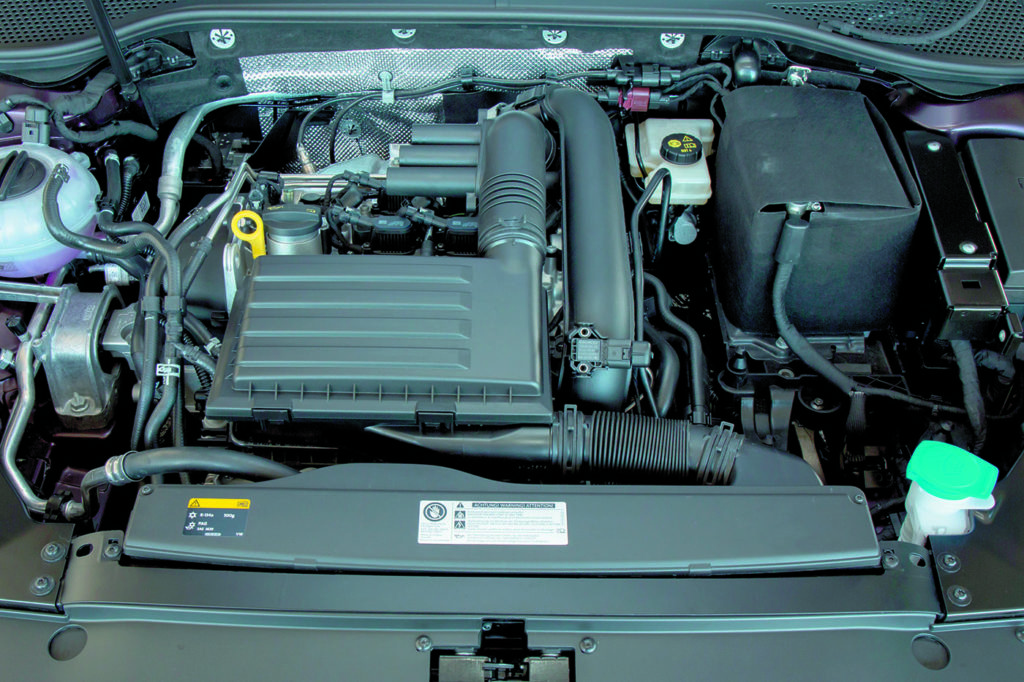 Silnik Volkswagen Passat B8