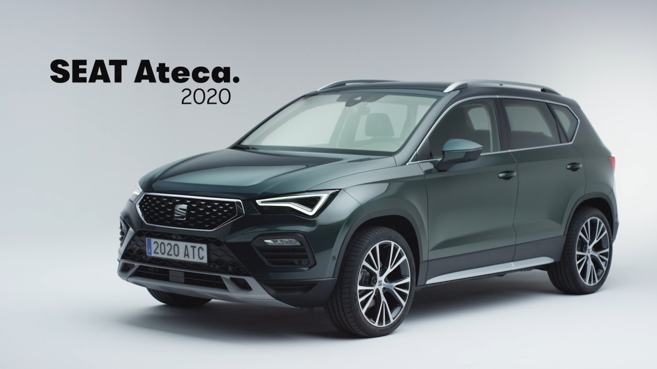 SEAT Ateca lifting 2020