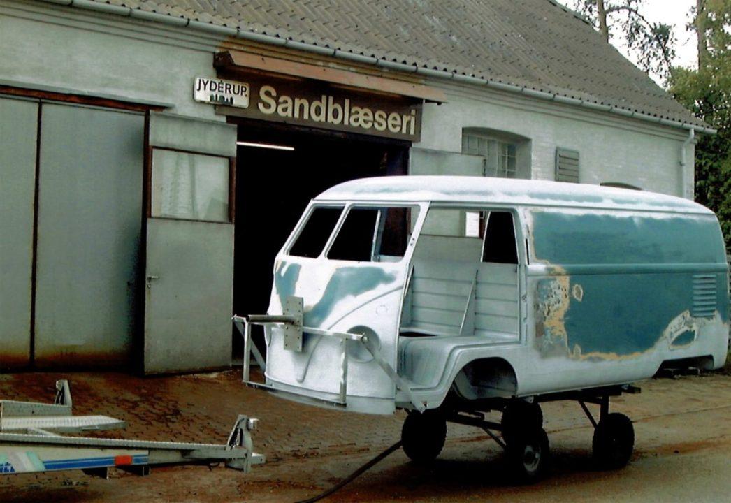 VW Typ 2 Bulli 1950 Transporter